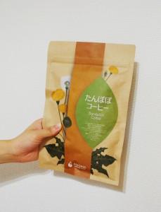AMOMAのたんぽぽコーヒー1